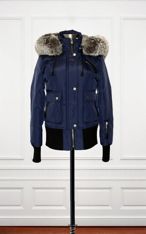 Nicole Benisti Down Winter Coat Fordham jk11030a