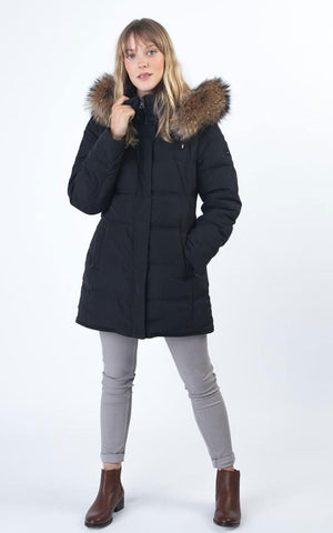 ookpik Down Winter Coat Sabine