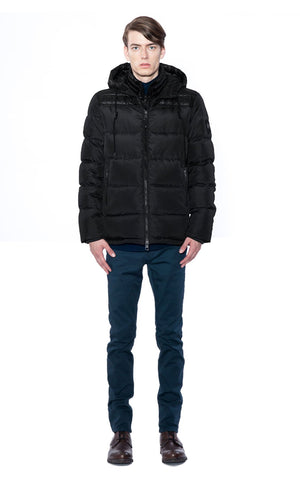 ookpik Down Winter Jacket- Wolf