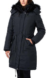 Pajar Winter Coat with Oversized Collar Serenity p2j824f9ox
