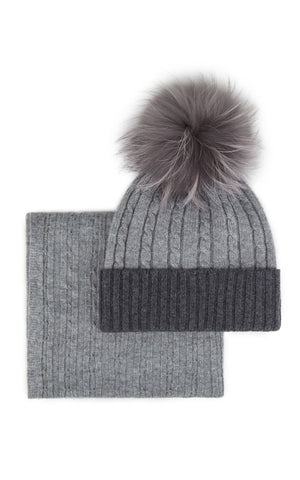 RUDSAK ensemble tuque et foulard Algal 8418511