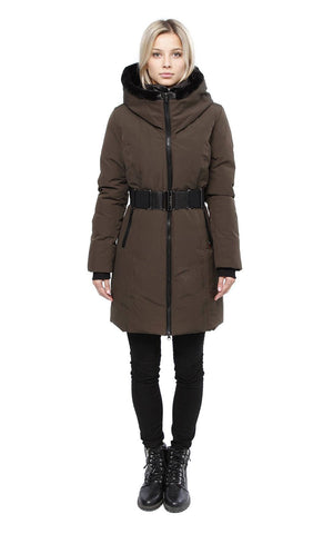 Sicily manteau d'hiver Mt royal