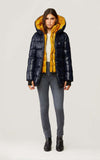 SOIA & KYO sustainable «eco» puffer winter Coat Alita