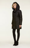SOIA & KYO Down Winter Coat Camelia