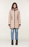 SOIA & KYO Down water resistant Winter Coat Geana