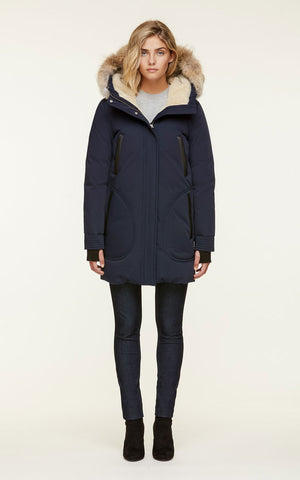 SOIA & KYO Down Winter Coat Saundra c