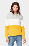 Tom Tailor Hoody with color blocks 1012644