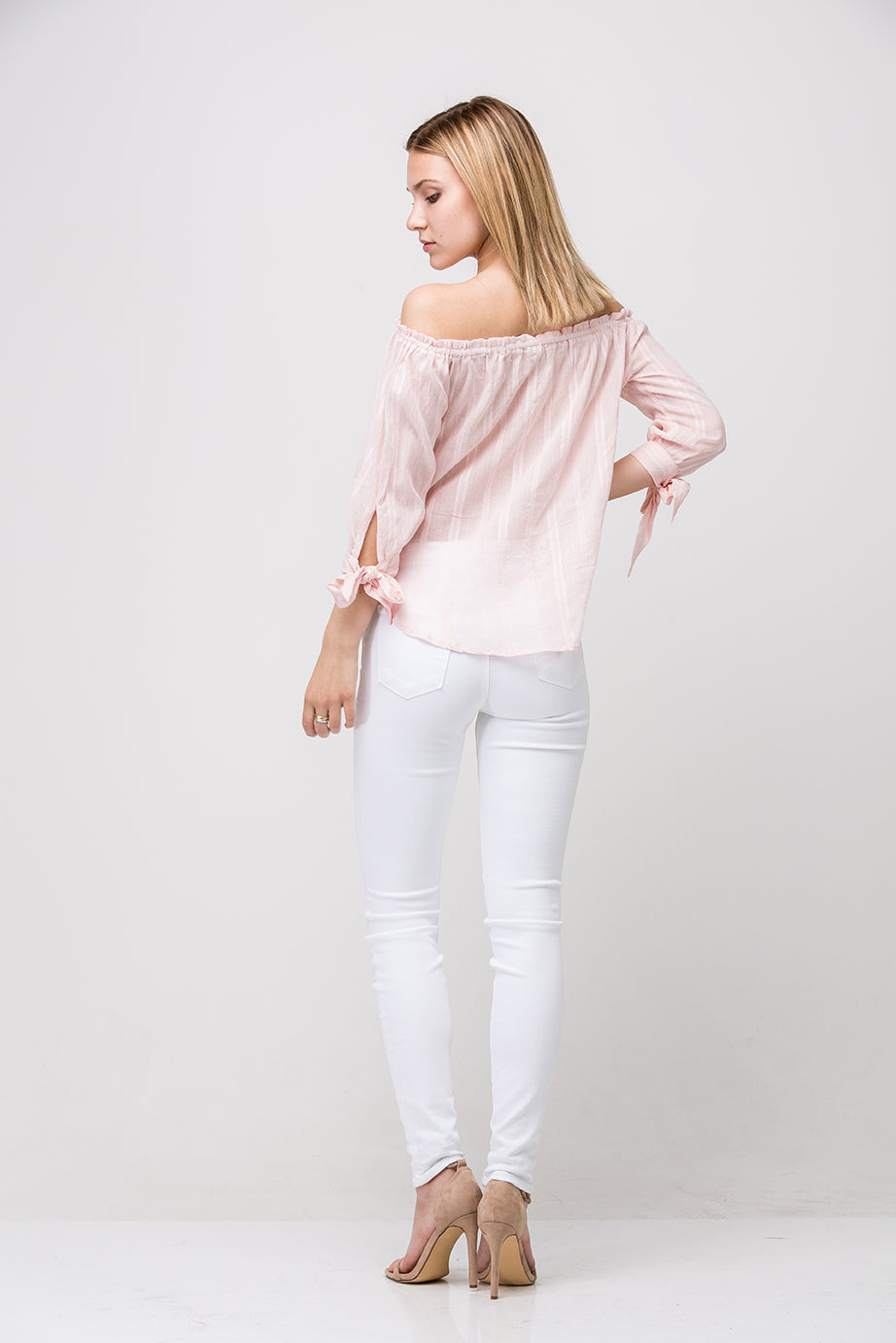 Ginger Top - Pink