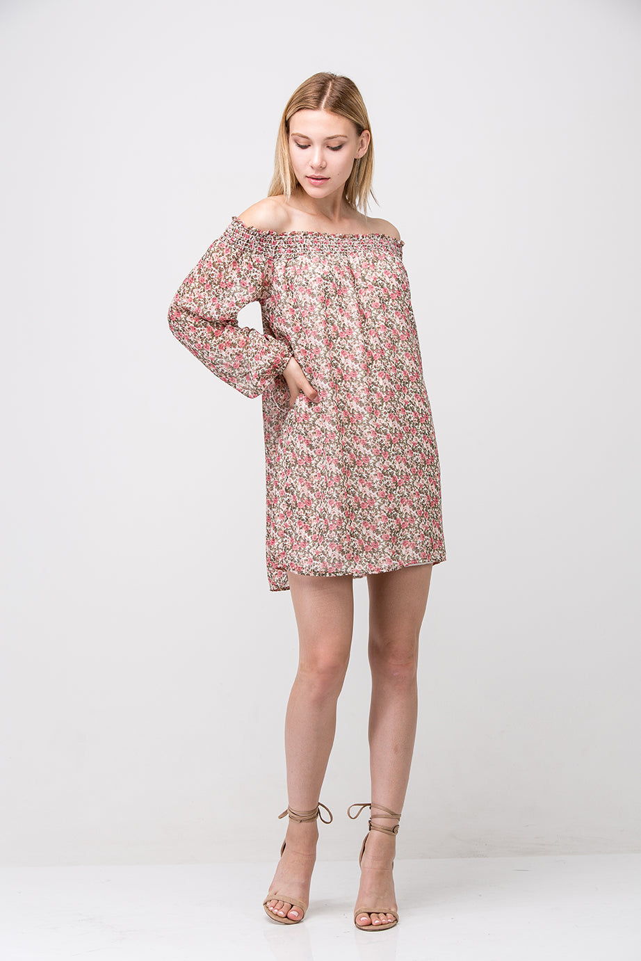 Crystal Dress - Multi