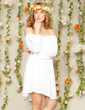 Jewel Dress - Ivory