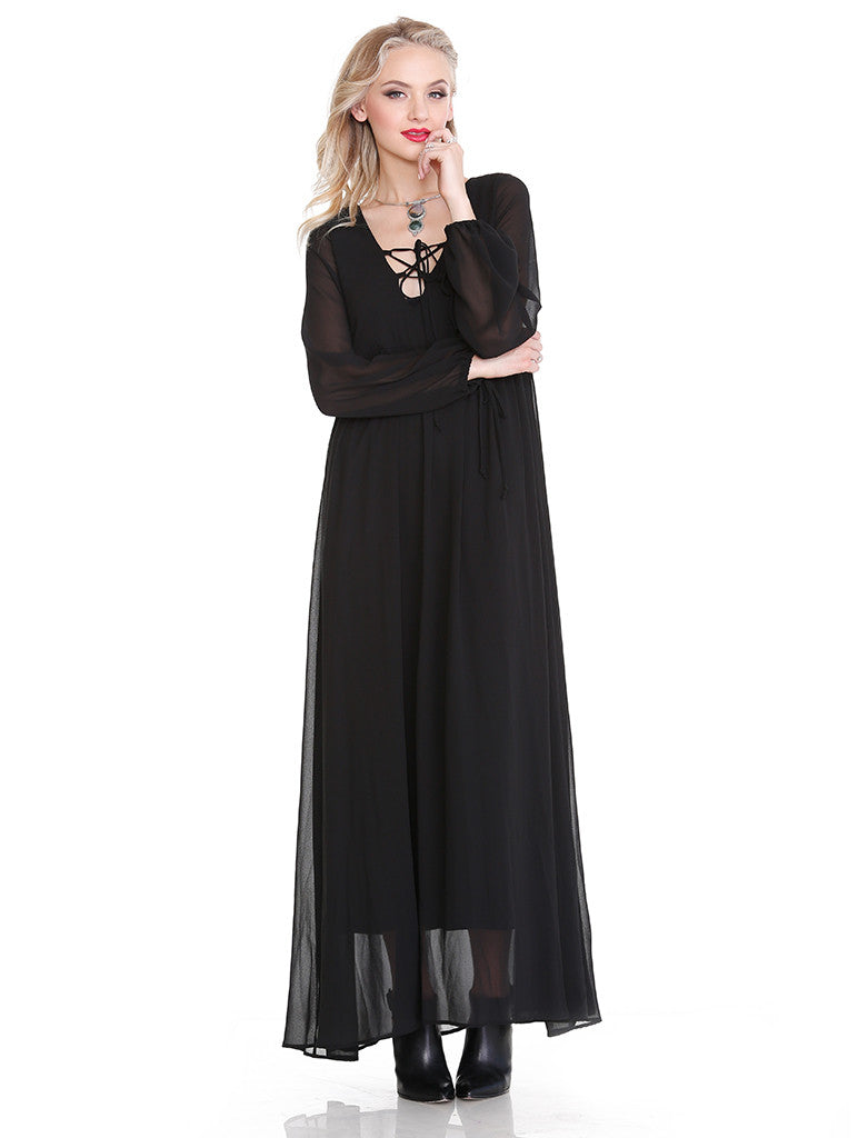 Leah Dress - Black