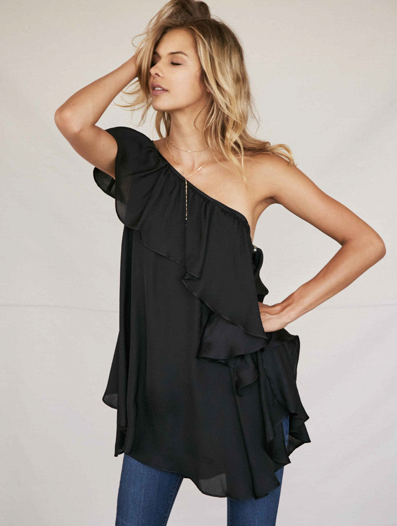 Ivy Top - Black