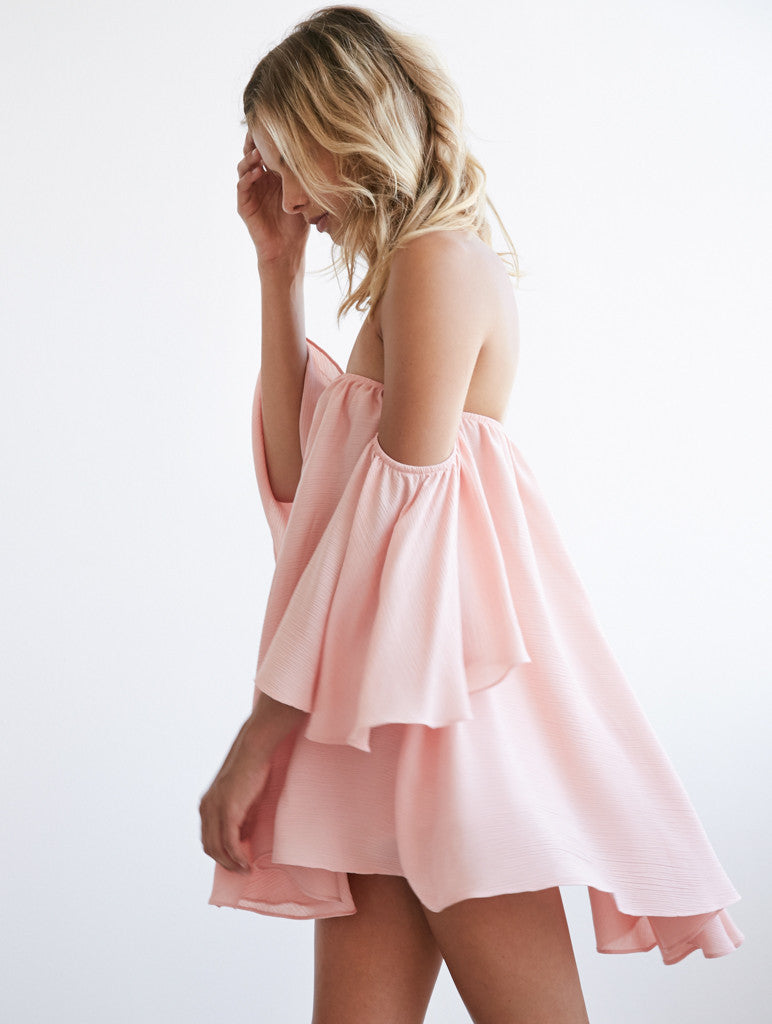 Hope Dress - Blush
