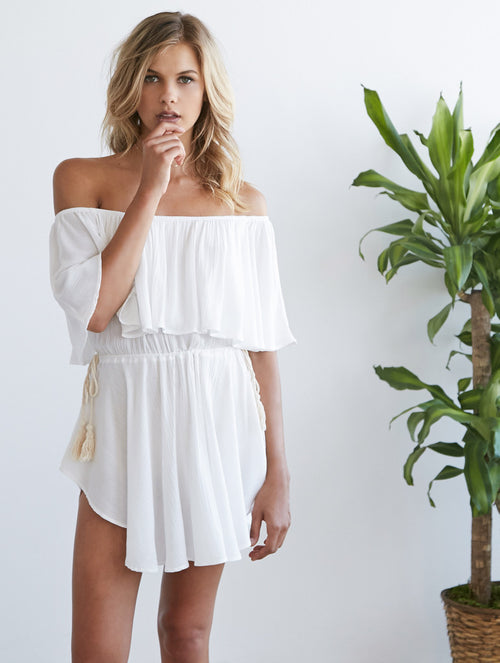 Jewel Tunic - Ivory