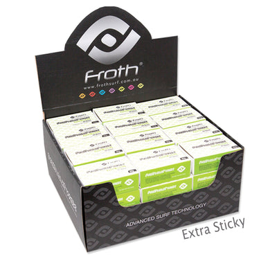 Froth Surf Wax 48 Bar Case