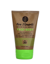 RAW ELEMENTS Organic Face & Body 30+ Sunscreen Tube
