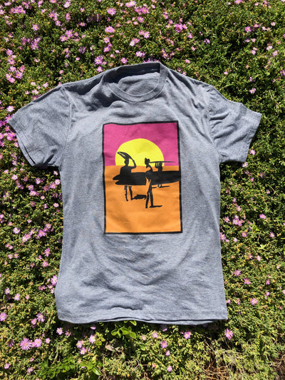 Endless Summer Tee - GREY