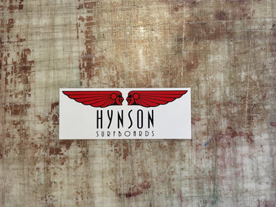 """Mike Hynson Surfboards"" Stickers"