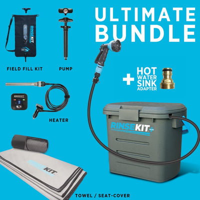 RINSEKIT PLUS ULTIMATE BUNDLE (SAVE $55)