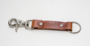 Hynson Surfboards Leather Keychain