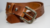 Mike Hynson Leather Adjustable Belts