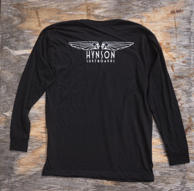 Hynson Long-Sleeve Shirt - WING Logo