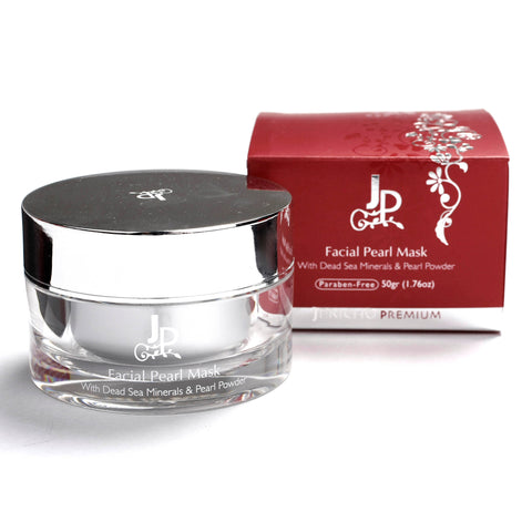Facial Pearl Mask