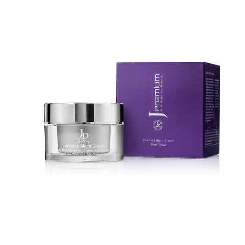 Intensive Night Cream - New & Improved