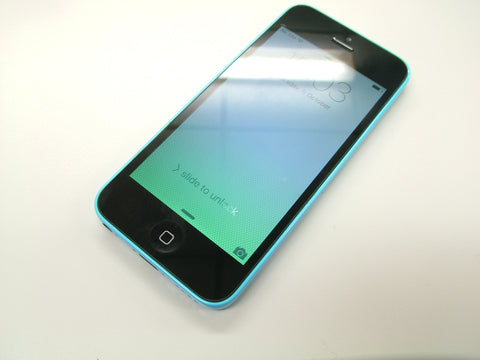Apple iPhone 5C Blue 16GB Unlocked - Grade A