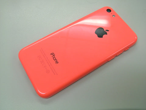 Apple iPhone 5C Pink 16GB Unlocked - Grade A