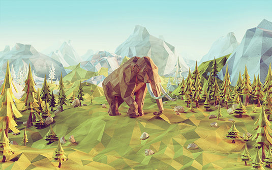 Polygon mammoth