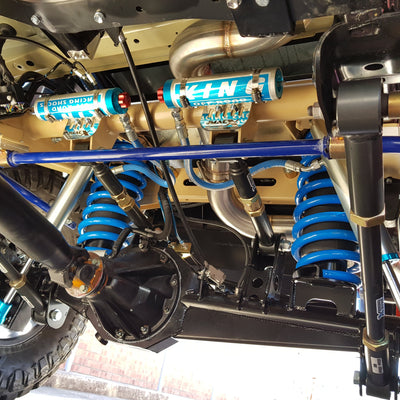 JMACX - Coil Conversion - To suit 79 Series TOYOTA 4200kg GVM Upgrade - MORE 4x4