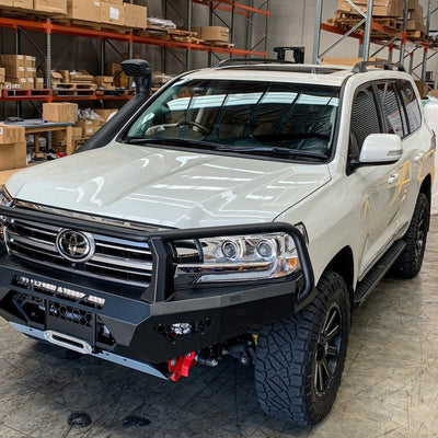 JMACX -4200kg GVM Upgrade - To suit TOYOTA Landcruiser 200 Series - MORE 4x4