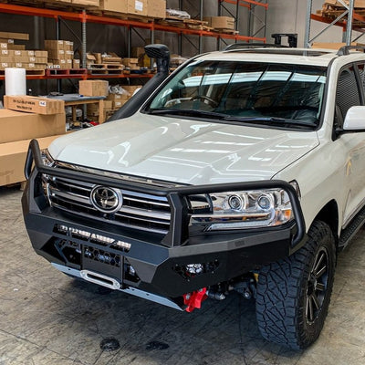 OFFROAD ANIMAL - Toro Bullbar - To suit TOYOTA Landcruiser 200 Series 2015+ - MORE 4x4