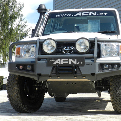 AFN4X4 - Bullbar - To suit TOYOTA Landcruiser 70 Series All Models - MORE 4x4