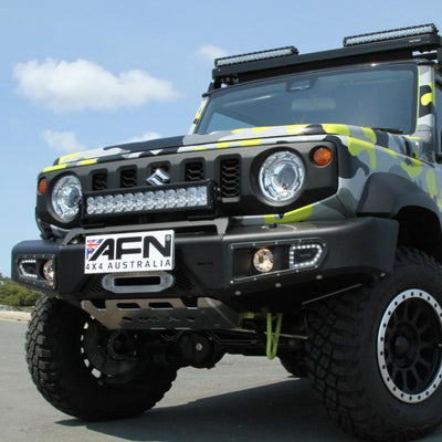 AFN 4x4 - No Loop Bumper - To suit SUZUKI Jimny 11/2018+ - MORE 4x4