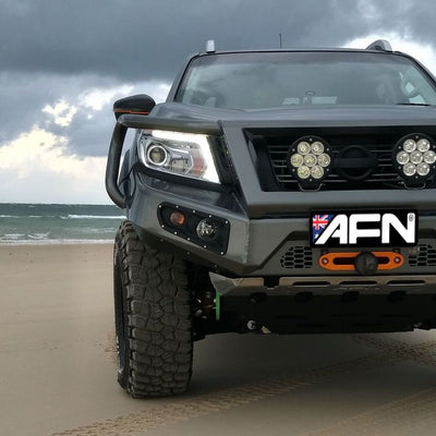 AFN 4x4 - Bumper - To suit NISSAN Navara NP300 2015+ - MORE 4x4
