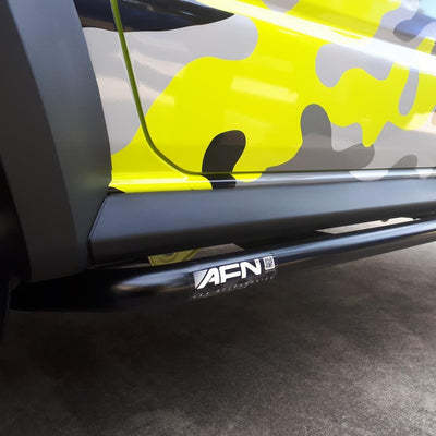 AFN 4x4 - Side Steps - To suit SUZUKI Jimny - MORE 4x4