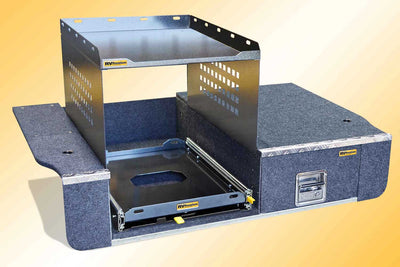 RV - Storage Solutions - Cargo Shelf to suit Easy Access Combo 1 - MORE 4x4