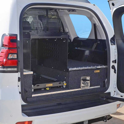 RV - Storage Solutions - Easy Access Combo - To suit TOYOTA Prado 150 Series - MORE 4x4