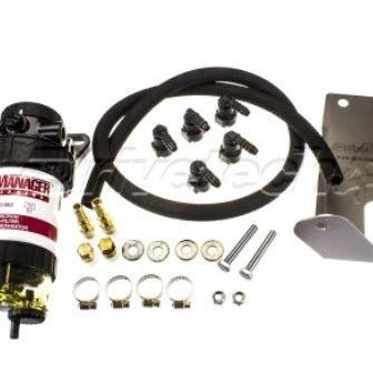 DRIVETECH 4X4 - Fuel Filter Kit to suit Mazda BT50 2012+ - MORE 4x4