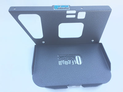 OFFROAD DOWNUNDER - Dual Battery Tray - To suit FORD Ranger 2011+ - Under rear seat model - MORE 4x4