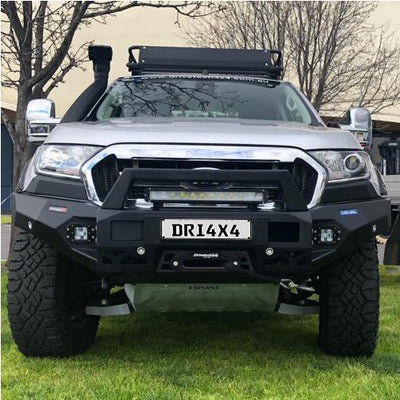 RIVAL 4x4 - Lightbar Mount - To suit FORD PX Ranger - MORE 4x4
