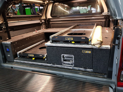 RV - Drawers - To suit FORD Raptor - MORE 4x4