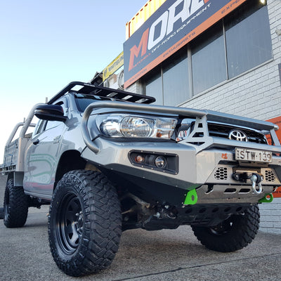 #MORE4x4Built - Toyota Hilux N80 - Tradie Spec - MORE 4x4