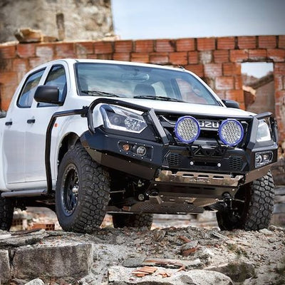 AFN 4x4 - Bullbar - To suit ISUZU DMax 2017+ - MORE 4x4