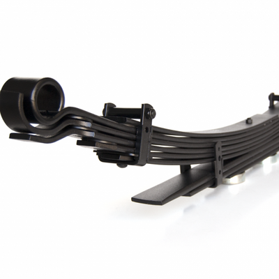OUTBACK ARMOUR - Leaf Spring Kit - Expedition H/D Adjustable - To suit TOYOTA Hilux 2015+ 400kg OASU921600H-ADJ - MORE 4x4