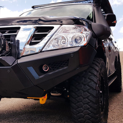 ON TRACK - Suspension Kit - To suit NISSAN Patrol Y62 - 50mm Lift - MORE 4x4