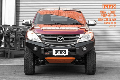 PIAK - No Loop Bumper - To suit MAZDA BT-50 2011 on - MORE 4x4