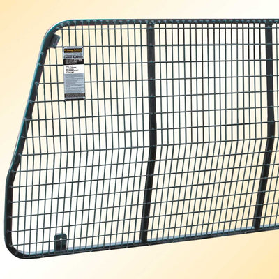 RV - Storage Solutions - Cargo Barrier - 100 Series - MORE 4x4